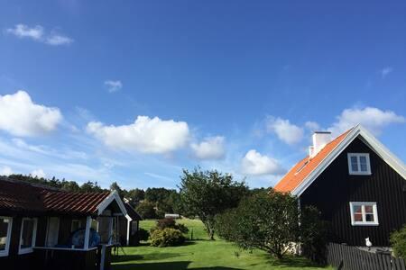 Lovely villa/flat. Saltö, Strömstad
