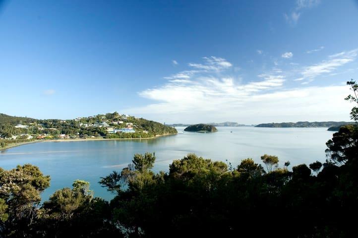 Retreat Bay of Islands- Studio - Paihia - Daire
