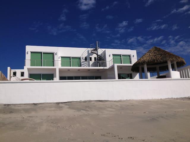 villa home frente al mar en malibu