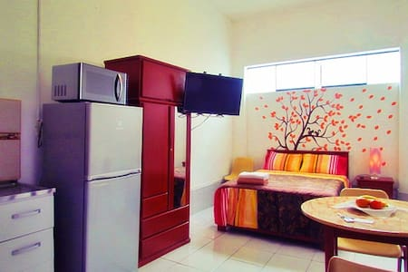 Miraflores Studio W Full Bed #1