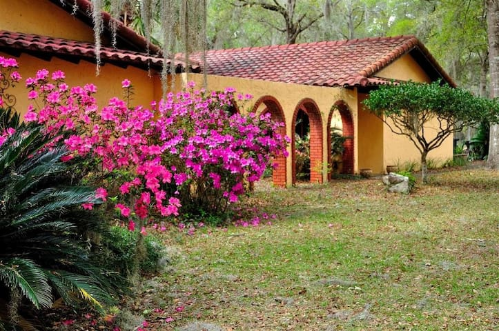Beautiful Ocala Horse Country Home - Ocala - Casa