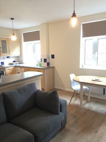 City Centre Apartment - Worcester - Apartamento
