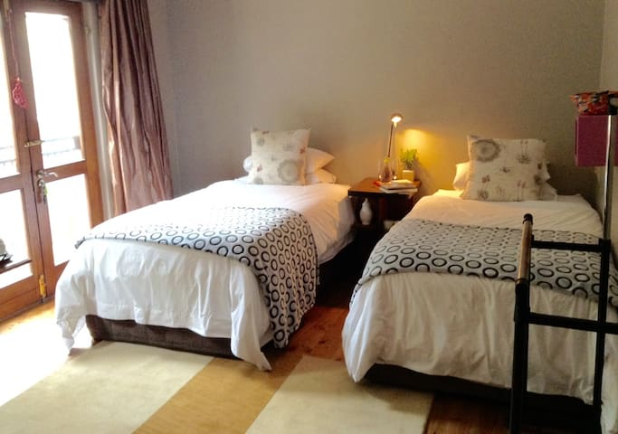 Peaceful room 30 meters from beach - Wilderness - Talo