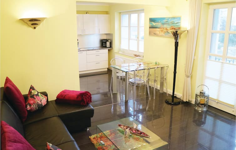 Holiday apartment with 1 bedroom on 48m² in Rerik