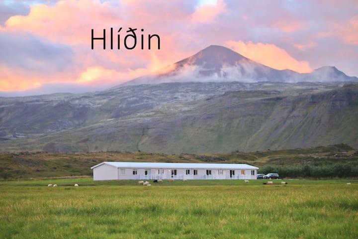 2 Bedroom apt at Snæfellsnes Peninsula