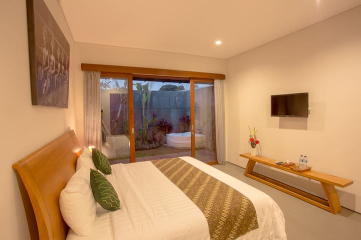 Rama Village - Sita Room - Denpasar - Bed & Breakfast