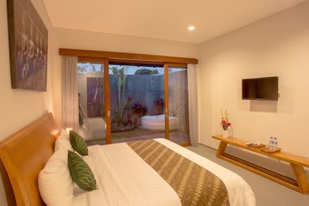 Rama Village - Sita Room - Denpasar - Bed & Breakfast