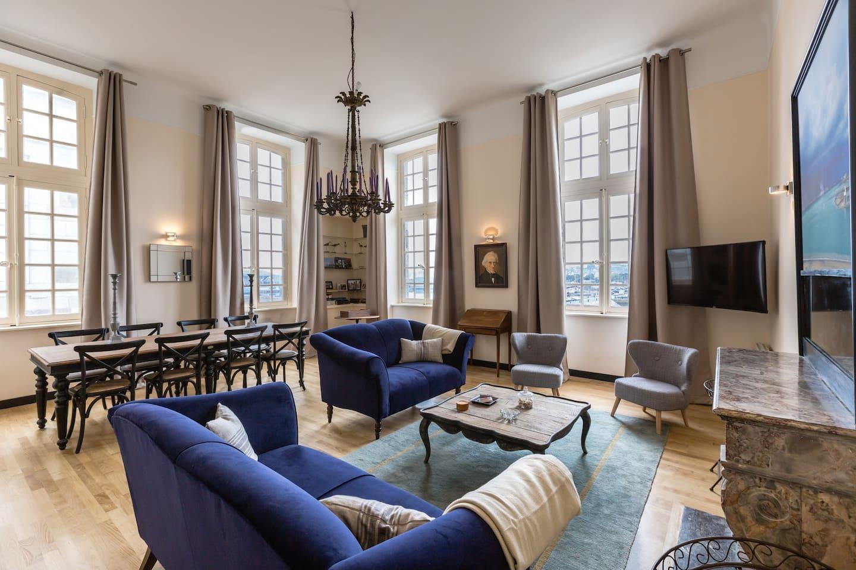L'Orléans, 4* Intra muros apprt familial