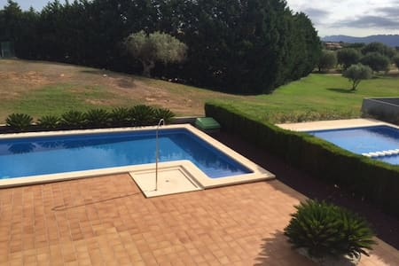 Golf Panoramica Villa- private pool - Sant Jordi