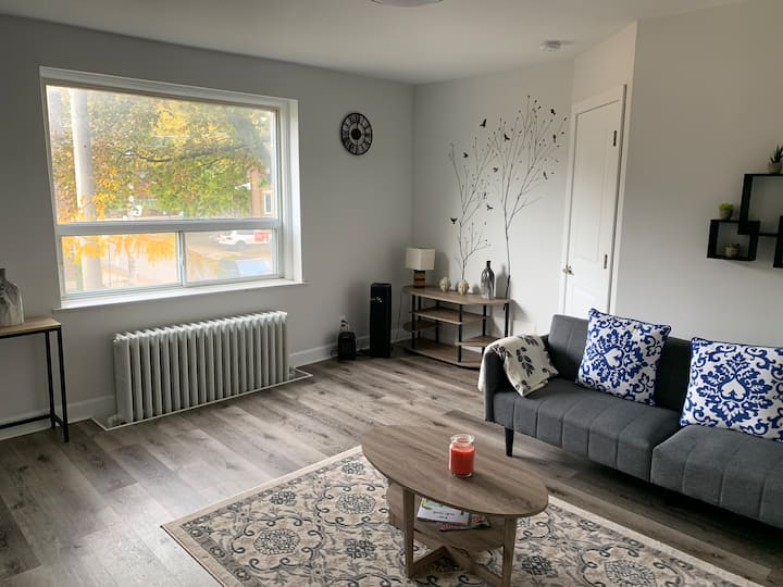 Furnished Apartment A- The Dovercourt House