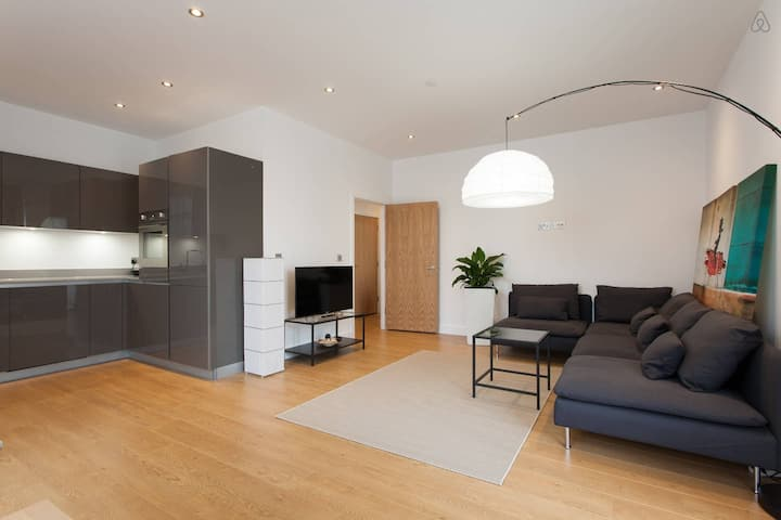 Cozy 1BD in Canary Wharf