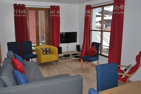 Large apartment centrally located - Appartement