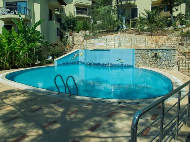 SPACİOUS PRİVATE DOUBLE ROOM - Marmaris - Apartament