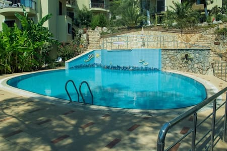 SPACİOUS PRİVATE DOUBLE ROOM - Marmaris - Wohnung