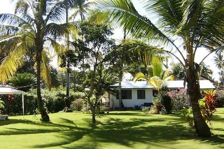 Caribisch laag , in de mooiste plek - Las Terrenas