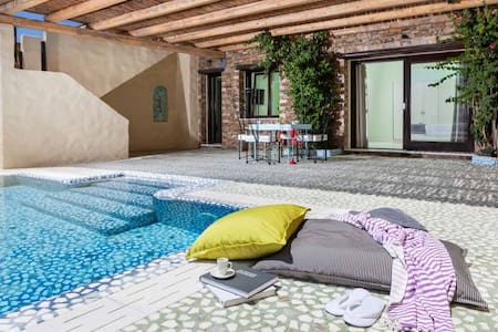 Agalia Villa with Private Pool - Ios