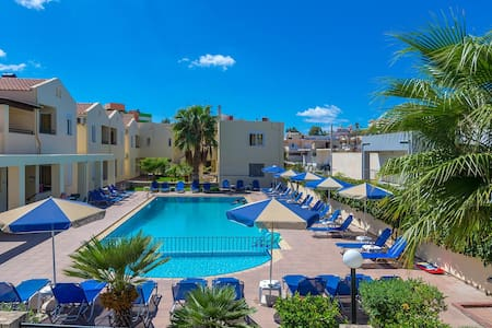 Apartment in Theos Village - Chania