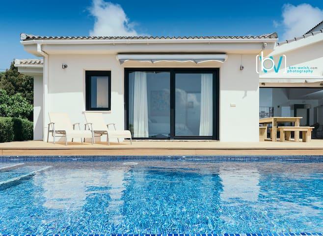 Magnifica Villa con vista al mar - Tarifa - Rumah