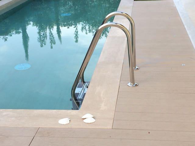 Francesco'sVilla- piscina (heated) - Pietrasanta - Casa