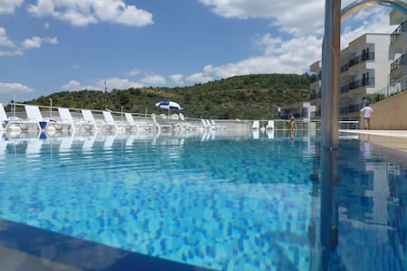 Stunning Sea View Apartment - Gulluk, Bodrum