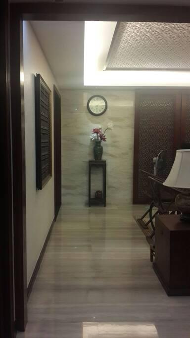 优雅惬意的客厅