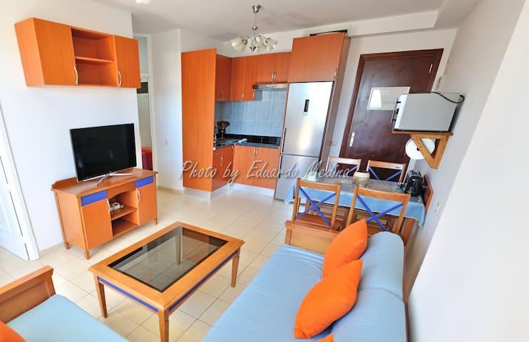 Great location, sea views - Morro Jable - Apartment