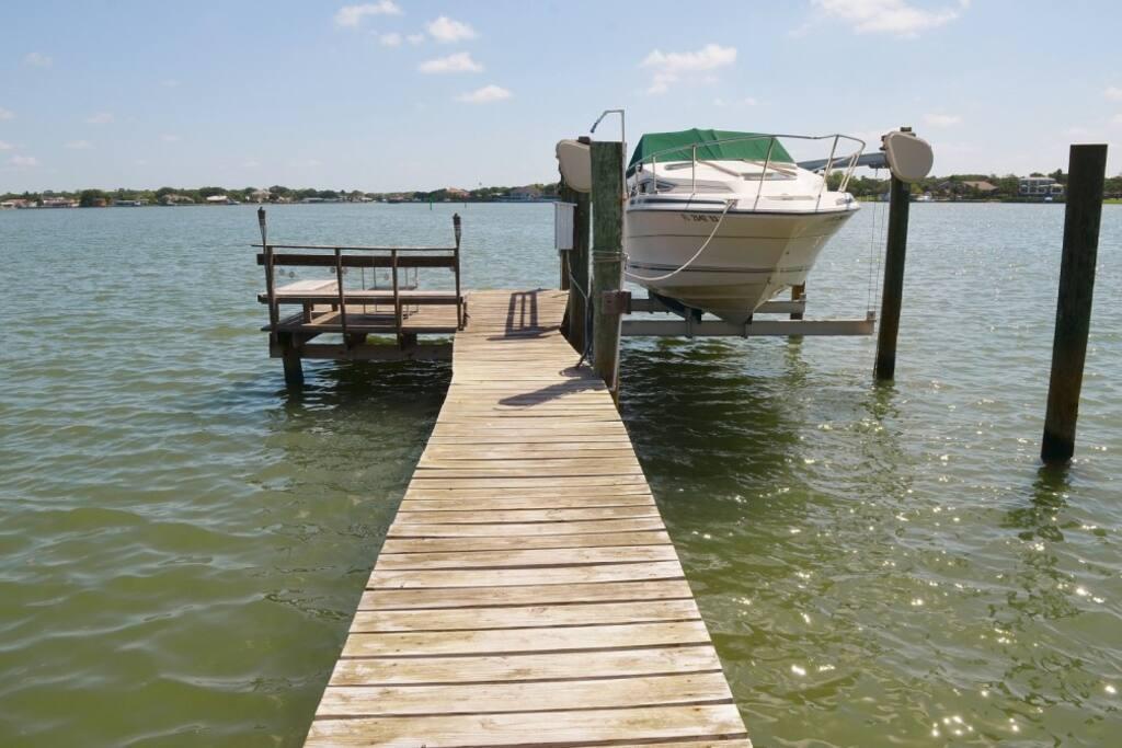 eigenes Dock /own Dock