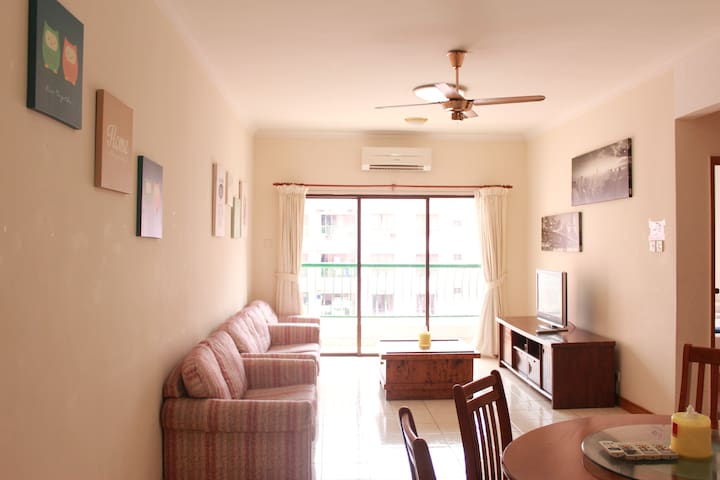 CK's Vacation Apartments - ROH 2 - Kota Kinabalu - Apartamento
