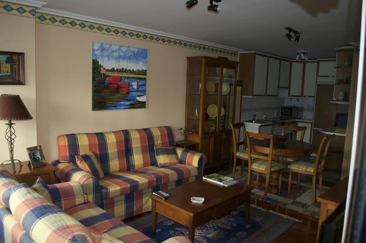 Apartamento en el centro de Baiona - Baiona - Daire