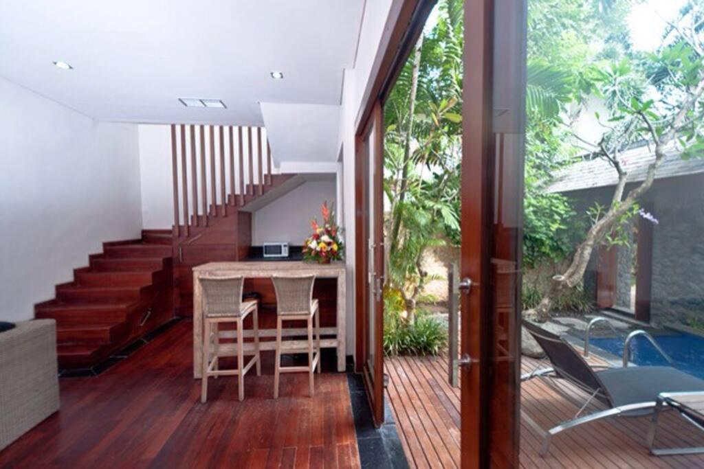 Livingroom downstair