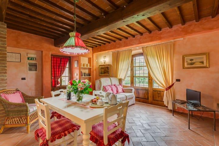 Apartment with pool in Chianti ! - Tavarnelle Val di Pesa - Apartamento