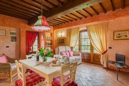 Apartment with pool in Chianti ! - Tavarnelle Val di Pesa