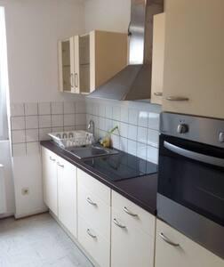 50sqm, Bad Soden Mitte, 2min SBahn - Bad Soden am Taunus - Apartment