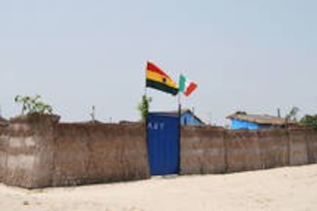 A&Y Wild Camp Ghana - Come in and see!