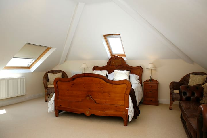 Hilbre B&B-Family rooms