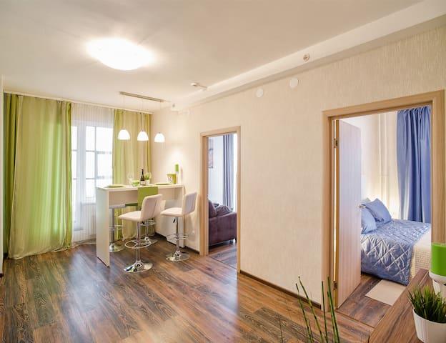 Prima Apart-Hotel 2-х комнатные на Пулковском, 14