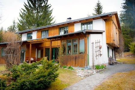 Haus zum Wohlfühlen - Nähe Presseggersee/Nassfeld - Presseggersee