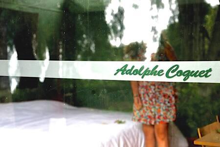 Hotel Casilda, Adolphe Coquet - Tacoronte