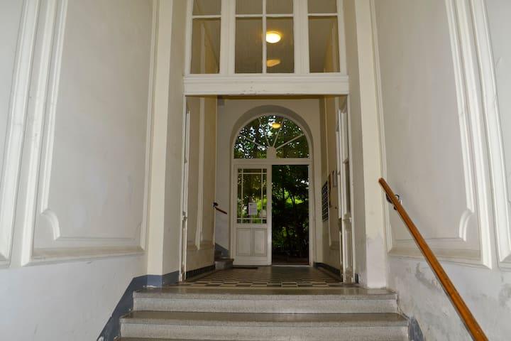Cooles Apartment in imperialer Umgebung
