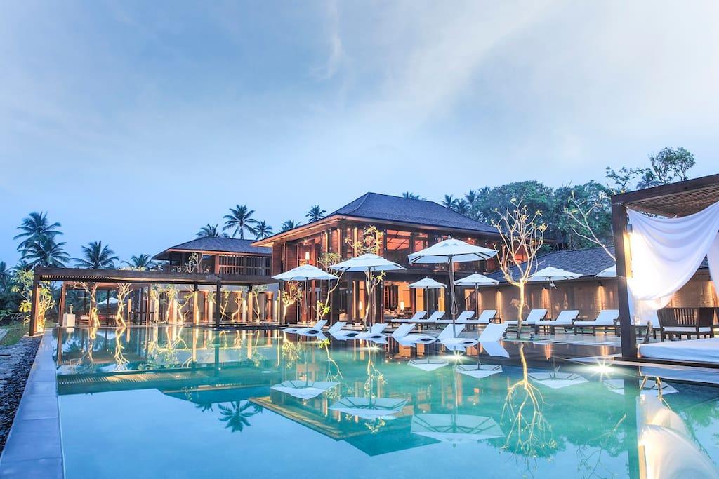 Private Luxury Villas To Rent Near Dikwella