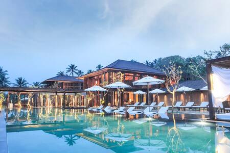 Sri Lanka Beachfront Luxury Estate - Vila