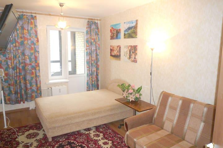 Уютная и комфортная квартира - Санкт-Петербург - Pis