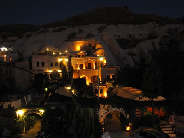 Private room+breakfast wth twin bed - Göreme  - Gruta