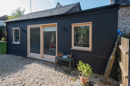 The cabin at 14 Shop Lane - Wells-next-the-Sea - Huoneisto