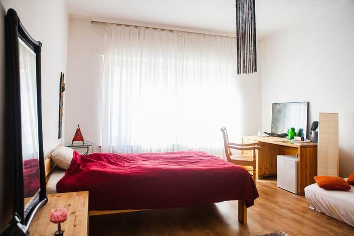 schönes Zimmer Zentrum Paderborn