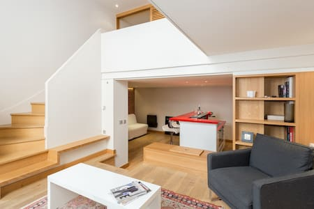 Loft at the foot of  Eiffel Tower - París