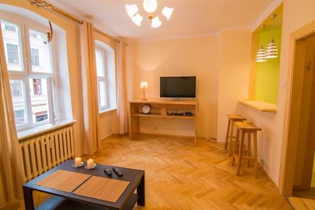 Apartament księżycowy - toruński - Lejlighed