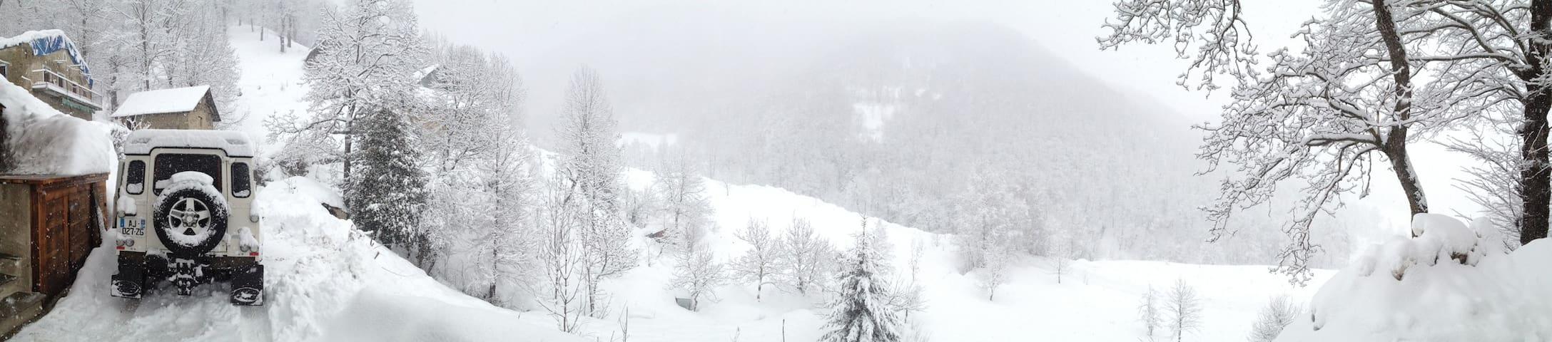 Wood Lodge, seule au monde - Limone Piemonte - Διαμέρισμα