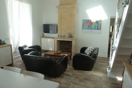 2 bedrooms in small village PARKING - Cézac - Hus