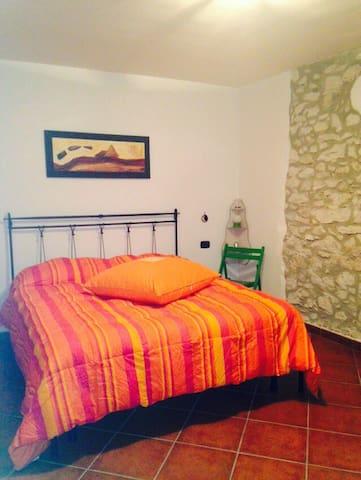 fuga romantica in borgo medievale - Castelnuovo Parano - House